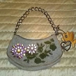 SMALL GUESS PURSE - Embellished